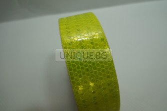 Reflective roll (Electric Green)