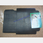 Universal floor mats 4 parts