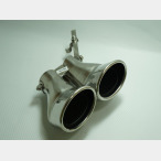 Exhaust pipes MERCEDES W203LH