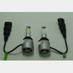 LED Headlight, 9006 DC9-32V 36W 8000LM 6500K