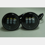 "LED FOG LAMPS  4"" 30W"