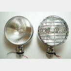 Fog halogen lamps