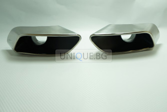 Exhaust pipes BMW X6