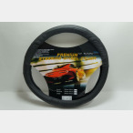 Steering wheel cover, Genuine leather L