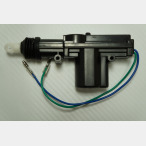 Central locking actuator 2 wires