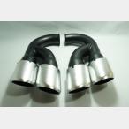 Exhaust pipes 2011 PORSCHE V6/V8