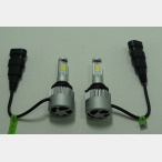 LED Headlight, 9006 DC9-32V 36W 8000LM 6500K