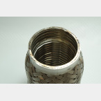 Exhaust flexible pipes bushings  45/100 INTERLOCK