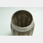 Exhaust flexible pipes  45/180