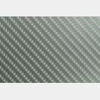 Carbon film with 3D+ effect-grey   152cm X 1m