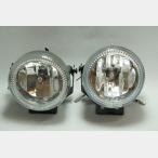 Fog halogen lamps