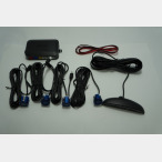 Parking system with 4 sensors